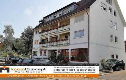 Große Maisonettewohnung in Müllheim