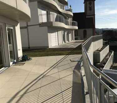Sonnige 3-Zimmerwohnung (81m2) mit (28m2)Terrasse in Bad Bellingen