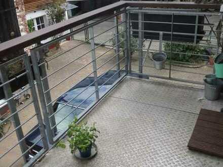 Sanierter Altbau: Große Wohnung über drei Etagen in Söllingen zu vermieten