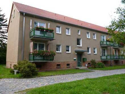 2-Raumwohnung idyllische Lage mit Balkon