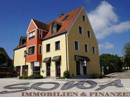 Sahnestück! Büro / Praxis mit Appartement z.B. für Mitarbeiter - Eine Objekt von Ihrem Immobilien...