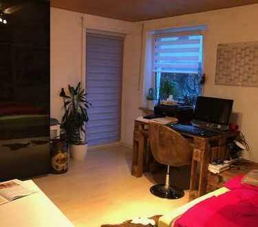 Ruhige, helle und zentral gelegene 1-Zimmer-Wohnung