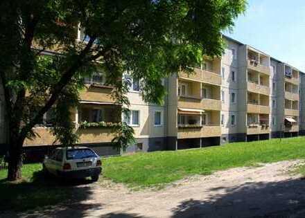 2-Raum-Wohnung in schöner Umgebung