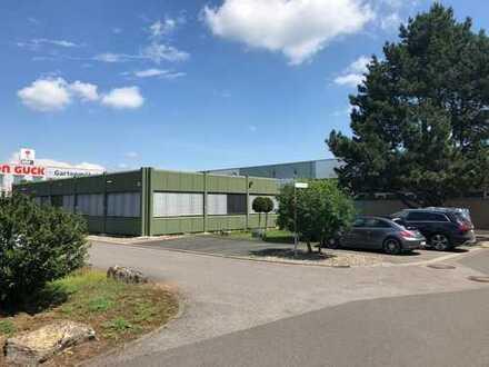 Lager / Produktionsfläche in Hallstadt // Provisionsfrei