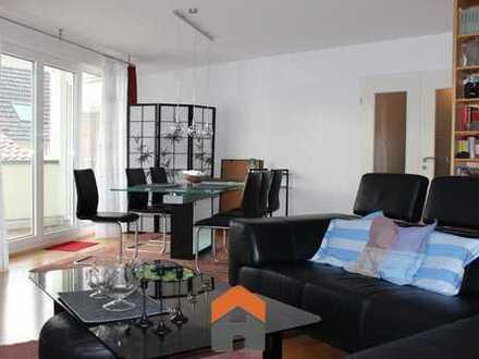 Moderne 3-Zimmer-Wohnung in Rheinnähe
