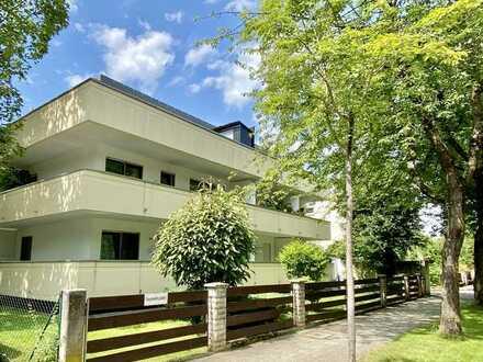 Ruhig gelegene, charmante 2-Zimmer-Wohnung in Obermenzing