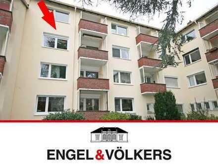 Modernisierte 4-Zimmer-Wohnung in der Neustadt!