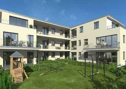 ETW mit eigenem Garten und Terrasse