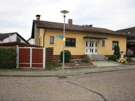 113 qm Bungalow mit 4 Zimmern in Bad Schönborn zu verkaufen Achtung Nießbrauch!
