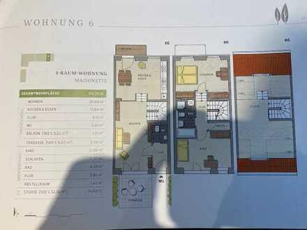 Ruhig und doch stadtnah , modern gepflegtes 4-Zimmer-Reihenhaus befristet zvm. in Bannewitz Golberod
