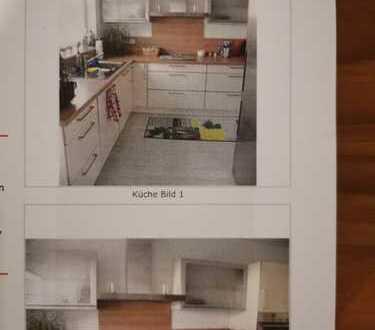 Gepflegte 4-Zimmer-Erdgeschosswohnung mit Garten und Einbauküche in Bindlach