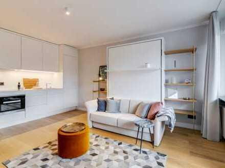 Wunderschöne Apartments Nähe Ku'Damm als renditenstarke Kapitalanlage oder zur Selbstnutzung