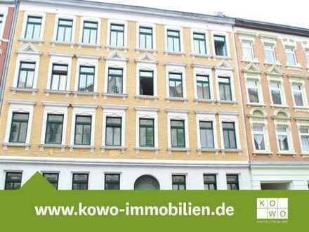 Praktische 4-Zimmer-Wohnung mit Balkon in Leipzig-Eutritzsch