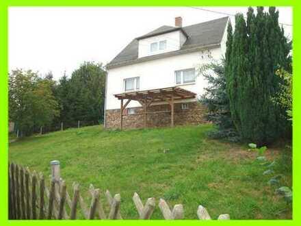 Einfamilienhaus in ländlicher ruhiger Lage mit schönen Grundstück - Sanierung erforderlich!