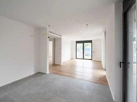 Neuwertige 3,5-Zimmer-Wohnung mit Terrasse in Vogt
