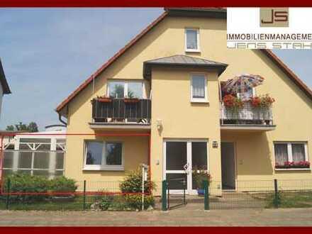 Altersgerechte Eigentumswohnung mit Wintergarten im Erdgeschoss!