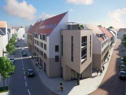 Behindertenger. Wohnung mitten in Bückeburg
