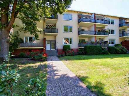 Großzügige Wohnung in Bremen Horn / Lehe mit zwei Balkonen und neuer EBK