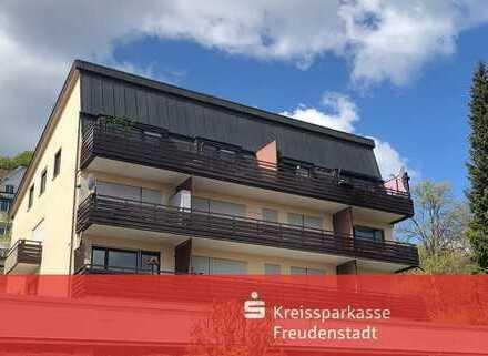 3-Zimmer-Wohnung am Stadtrand von Freudenstadt