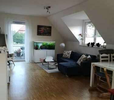 Freundliche 4,5 -Zimmer-DG-Wohnung mit Balkon in Gehrden OT Leveste Baujahr 2015