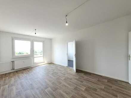 4-Zimmer-Wohnung mit Balkon!