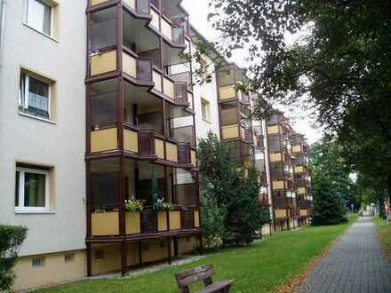 Bezugsfertige 2-Raumwohnung mit Balkon