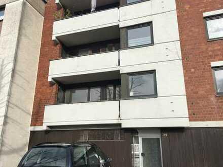 Maisonettewohnung mit Blick ins Grüne, ruhige Lage, hell, mit 2 Balkonen