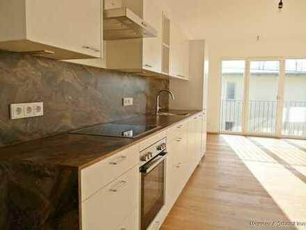 ERSTBEZUG in Obermenzing: Wunderschöne 4 Zi. Wohnung mit Ausblick, EBK und bester Ausstattung