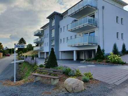 Neubau Nähe Klinikum Minden: Schöne 3 Zimmer Wohnung mit toller Aussicht