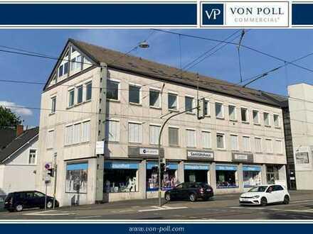 Bielefeld-Mitte: DIE AUSNAHME - Großes Ladengeschäft in TOP-Lage mit Parkplätzen