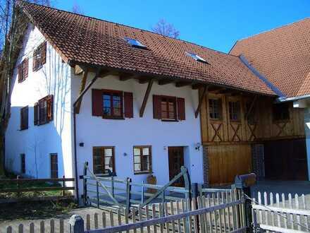 Gepflegtes 6-Zimmer-Farmhaus im Ostallgäu (Pferdehaltung möglich)