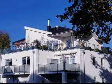 Attraktive Penthousewohnung - Oldenburg/ Bloherfelde - Südbalkon
