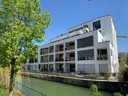 Exklusive Penthauswohnung in der Innenstadt - Neubau 2018 !!!