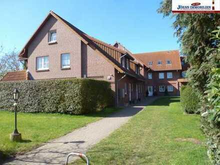 ZU MIETEN! 4-Zimmer-Maisonette-Wohnung mit Balkon in Dänschendorf