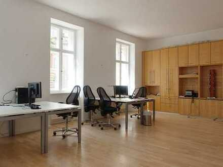 Direkte Citylage++Ihre neue Büro/ Praxisfläche++helle Räume, Parkett!
