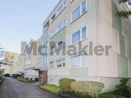 Moderner Wohntraum in zentraler Lage: Attraktive 3,5-Zi.-ETW mit Balkon