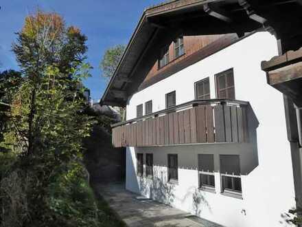 Attraktive Doppelhaushälfte in ruhiger Lage von Partenkirchen