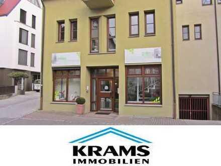 Ihr neuer Standort in der Metzinger City! TOP gepflegtes Ladenbüro am Kelternplatz!