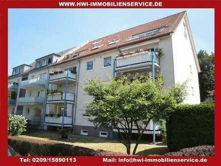 !!! Schicke Maisonette Wohnung mit Balkon und EBK in ruhiger Wohnlage !!!