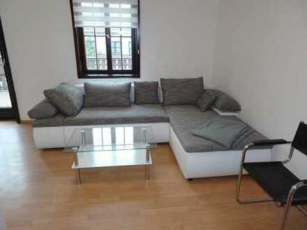 Möblierte 2-Zimmer Wohnung mit großen Balkon am Kurpark