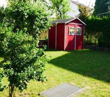 Gemütliche Terrassenwohnung mit Gartenanteil und 1,5 Stellplatz