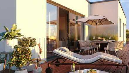 3,5 Zimmer Wohnung mit 104,3 m² im Loftpark23