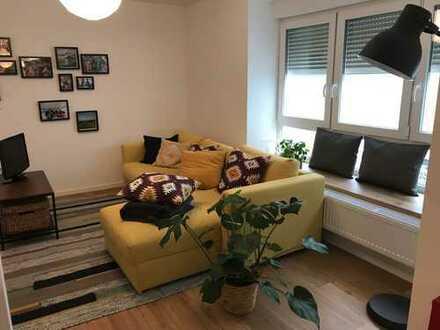 Frisch renovierte, schöne 3-Zimmer-Wohnung in Stuttgart-West