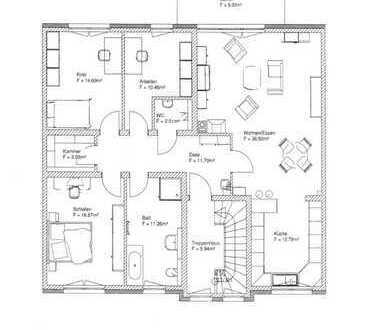 Neuwertige 4-Raum-Wohnung mit Balkon in Schifferstadt