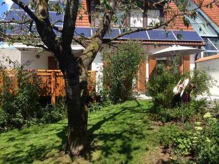 Gepflegtes Einfamilienhaus OT Neu-Ulm zu vermieten