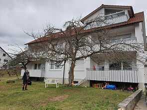 Gepflegte 3-Zimmer-Wohnung mit Balkon und Einbauküche in Aalen-Grauleshof