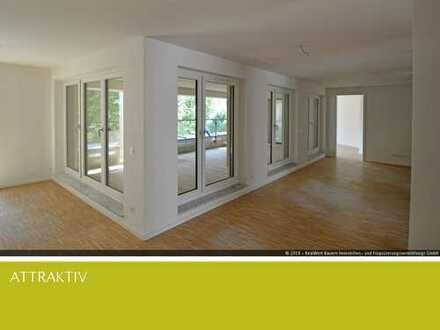 Exklusive 5-Zimmer-Wohnung mit großzügiger Loggia in zentraler Lage der Ludwigvorstadt