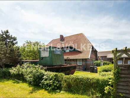 Neuer Preis: Attraktives Inselhaus mit schönem Grundstück