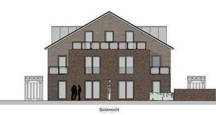 Werthaltige Eigentumswohnung im 1. Obergeschoss mit Balkon in Borken-Weseke, A1911
