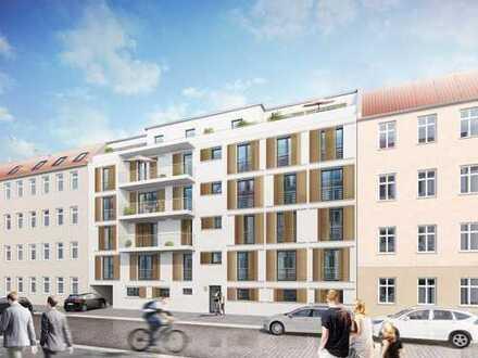 Ihre barrierefreie Neubauwohnung in unmittelbarer Nähe zur Köpenicker Altstadt